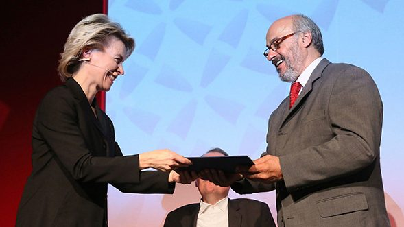 Bundesverdienstkreuz für Mustafa Bayram