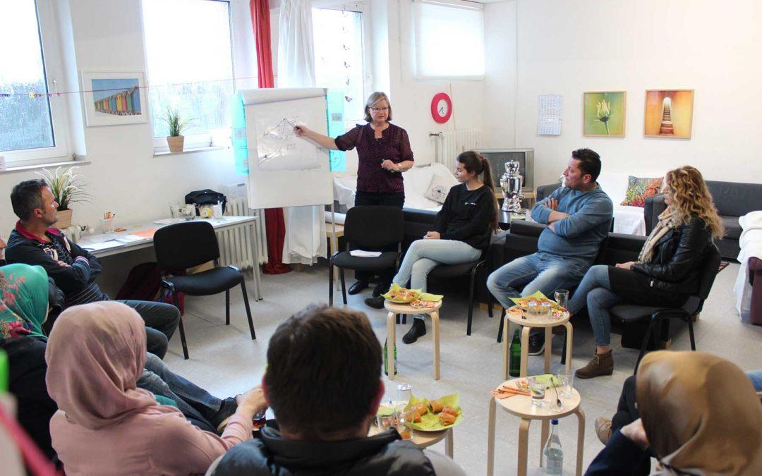 Ein Eltern-Kind-Training zur Gewaltfreien Kommunikation (GfK)