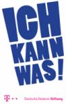 Ich kann was Initiative! Telekom-Stiftung