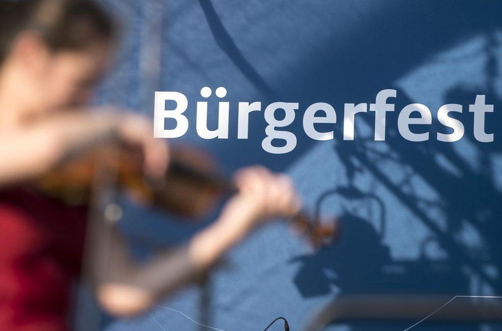 Coach e.V. wirkt beim Bürgerfest des Bundespräsidenten in Berlin mit
