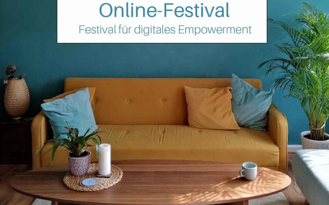 Couch Online-Festival für digitales Empowerment