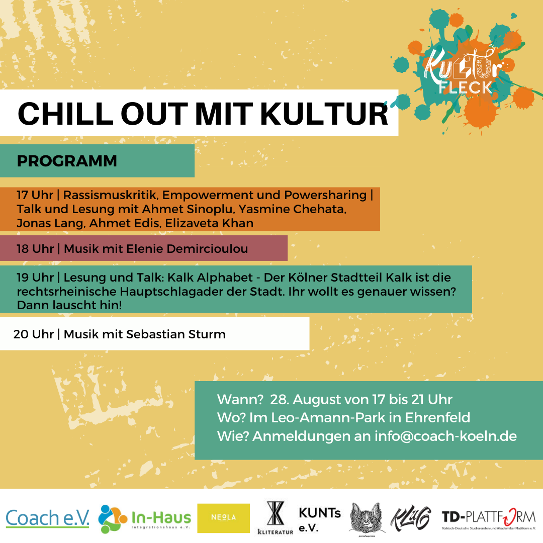 Chill Out mit Kultur