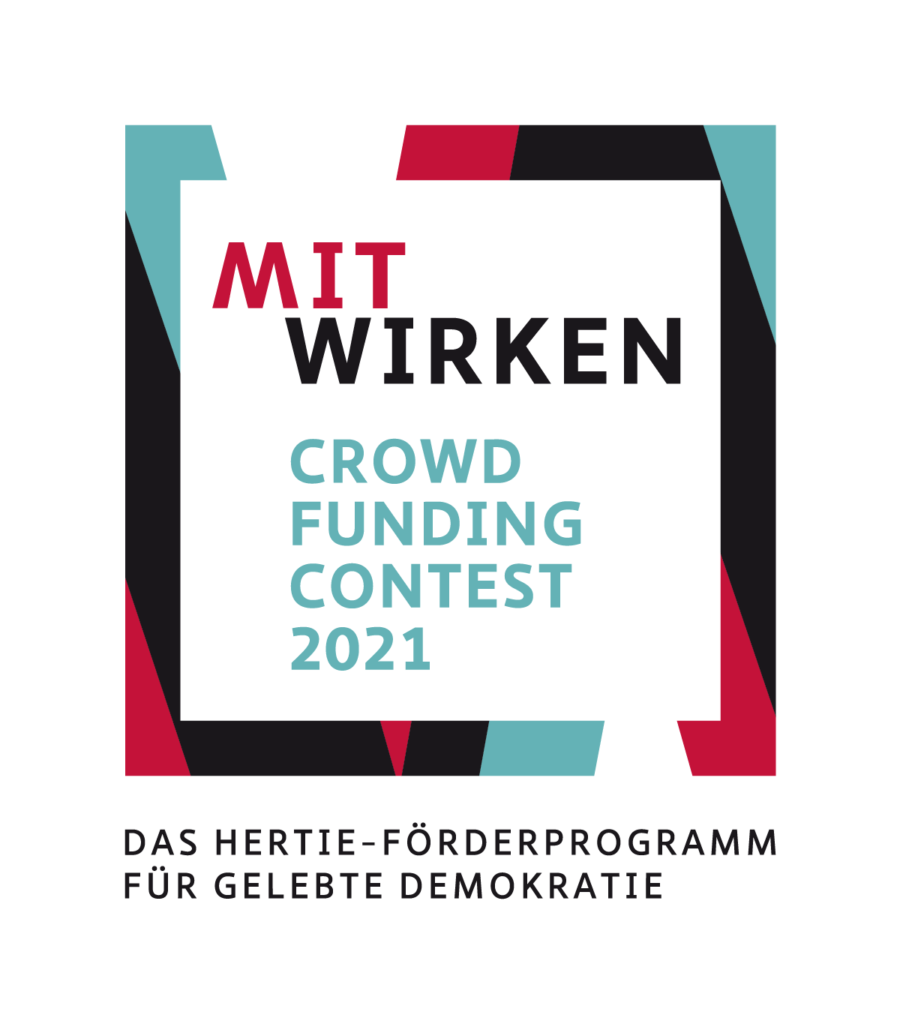 Mitwirken Crowdfundingcontest-2021