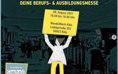 Start your future! Berufs- und Ausbildungsmesse in Köln
