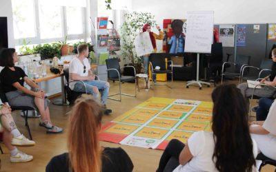Quararo: Das Demokratie-Lernspiel bei Coach e.V.
